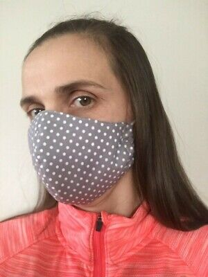 Face mask,USA MADE!!!!3LAYERS!!!!!!  filter pocket HANDMADE Great Quality!!!!!!
