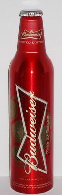 Budweiser Aluminum Beer Bottle - Confederations Cup 2013 and FIFA World Cup 2014