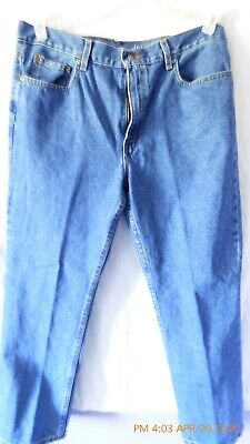George Relaxed Fit Jeans 36 X 29