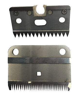 #15 Clipperman Quality Stainless Steel Clipper Blade Set A5#10 #30 #40