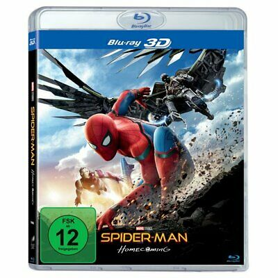 Blu-ray Neuf - Spider-Man: Homecoming-3d Version