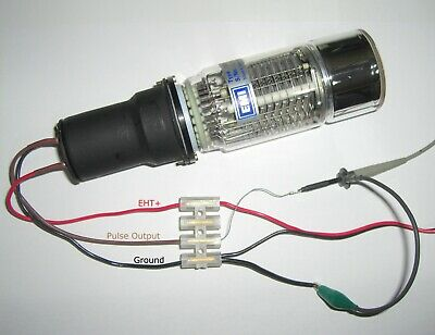 EMI 9805A Photomultiplier Tube 50mm with Base connector