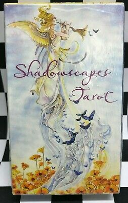 SHADOWSCAPES Tarot Deck Cards NEW IN BOX with Asian, Celtic, and Fantasy Artwork