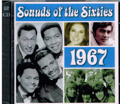 (cd1) Time Life - Sounds Of The Sixties - 1967 - NEW & SEALED - 36 Hits - 2CDs