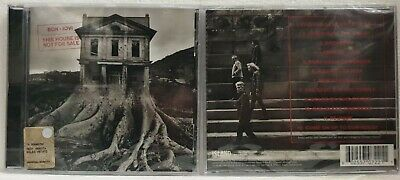 This House Is Not for Sale by Bon Jovi (CD, Nov-2016, Island (Label))