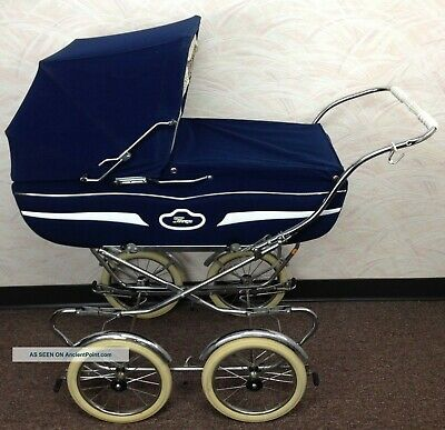 PEREGO BABY CARRIAGE - Baby Buggy Stroller