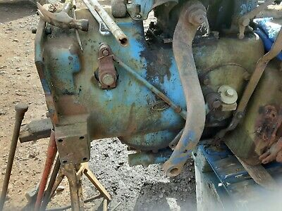Fordson super Major tractor New Performance Gearbox