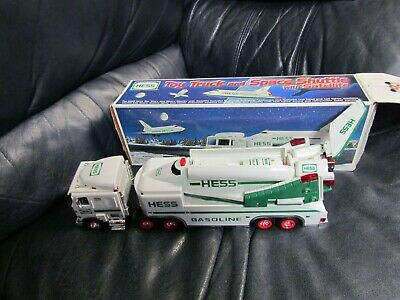 1999 HESS Truck and Space Shuttle