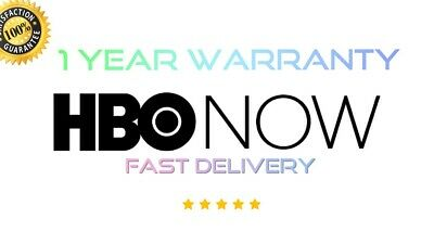 ⚡️HBO Premium One Year Subscription Account⚡️Lifetime Warranty✔️Fast Delivery🔥
