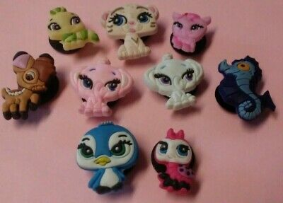 9 Cute Animal Jibbitz for Crocs / Clogs - In Great Condition!