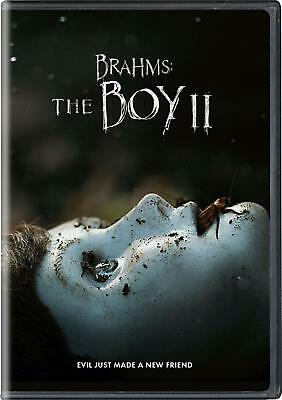 Brahms: The Boy Ii 2 Dvd | Katie Holmes | Horror | Mystery