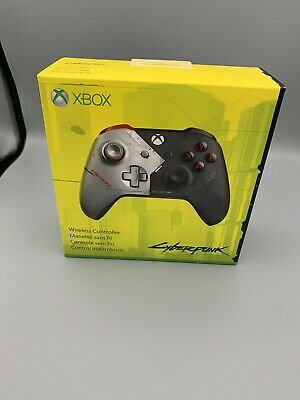 Xbox One Wireless Controller Cyberpunk 2077 Limited Edition - Ready To Ship Rare