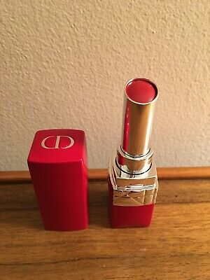Dior Ultra Rouge 641 ULTRA SPICE 3.2g Full Size Ultra Pigmented Lipstick NWOB