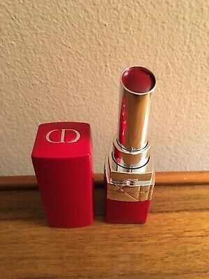 Dior Ultra Rouge 851 ULTRA SHOCK 3.2g Full Size Ultra Pigmented Lipstick NWOB