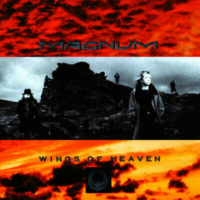 Magnum - Wings Of Heaven CD Polydor NEW