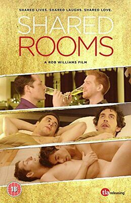 Feature Film - Shared Rooms - DVD - New