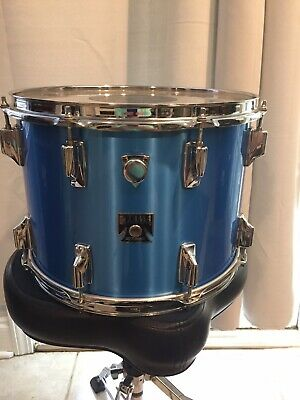 "Tama Imperialstar 8/"" Mounted Tom//Burgundy Walnut Wrap//Chrome Hardware//New"