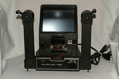 Sears Motorized Editor Viewer Super 8 movie 314.9394 by Sansei Koki Goko