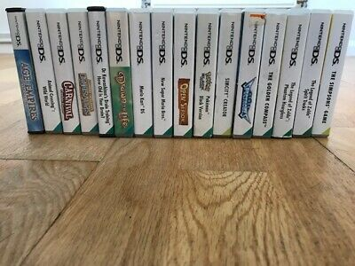 Nintendo DS Boxed Games Pick Your Own! **Fast dispatch!**