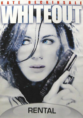 Whiteout (DVD, 2009, Rental Edition) - Disc Only
