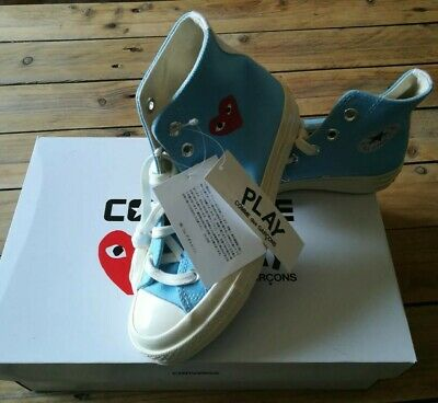 CONVERSE CDG COMME Des Garcons Play Chuck Taylor 70 Low