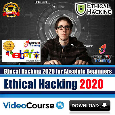 Ethical Hacking 2020 for Absolute Beginners complete video course Download