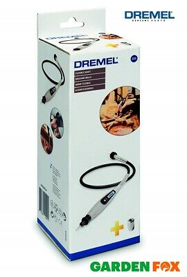 SALE - DREMEL 225 FLEXIBLE SHAFT Extension 26150225JA 8710364054992 M2