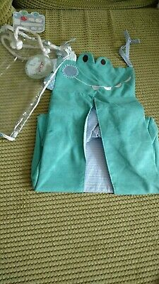 Babies R Us Alphabed  Crocodile Alligator Nappy Stacker Brand New Packet