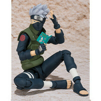 Naruto Shippuden the Movie Hatake Kakashi Figuarts SHF Action Figure Figurine