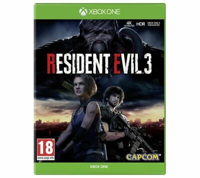 XBOX ONE Resident Evil 3 Game Online Multiplayer Survival Horror - Currys