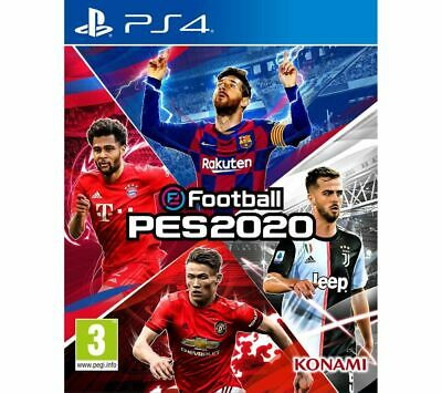 PS4 eFootball PES 2020 - Currys