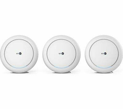 BT Premium Whole Home WiFi System - Triple Pack - Currys