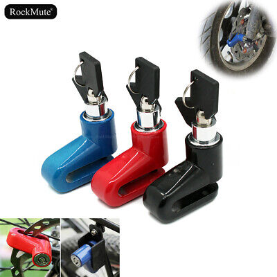 Wheel Brake Disc Lock Anti-theft Security For Motorcycle Scooter Bicycle E-Bike