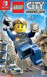 LEGO City Undercover (Nintendo Switch) BRAND NEW FACTORY SEALED