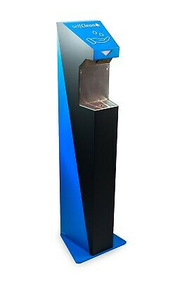 SelfClean® Touchless Contactless Automatic Self-Service for Hand Disinfection