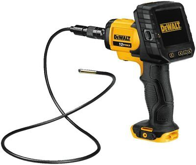 DEWALT DCT412B Inspection Camera w/ Wireless Screen