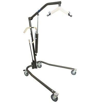 Probasics Hydraulic Patient Lift with Locking Casters, 450 lbs capacity