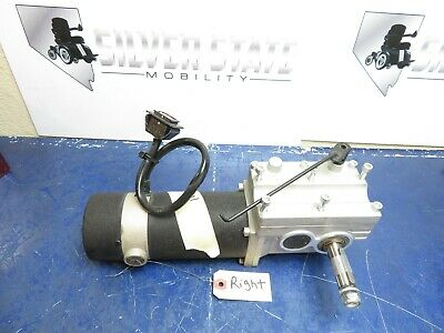 Right Drive Motor Pride Jazzy 610,1101,1103 Ultra, Jet 3 Ultra Wheelchair #3104