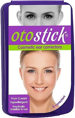OTOSTICK - COSMETIC EAR CORRECTORS 8 UNITS IN PACK, Uk STOCK