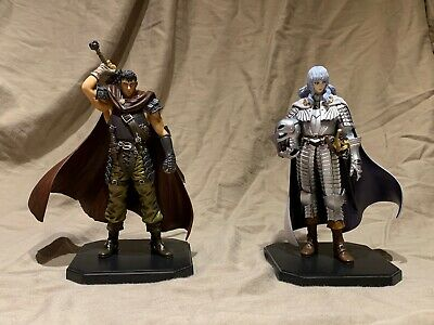 Berserk - Guts & Griffith DXF Figure Set of 2 (Without Boxes) - Free Shipping