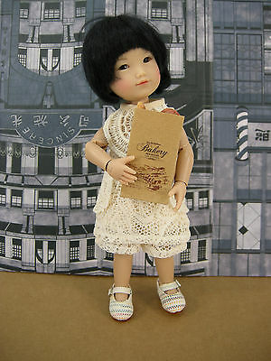 HC0019A RUBY RED GALLERIA TEN PING CASUAL OUTFIT  *NO DOLL* ADORABLE SANDALS!