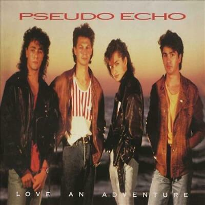 Pseudo Echo - Love An Adventure (2 Cd) Used - Very Good Cd