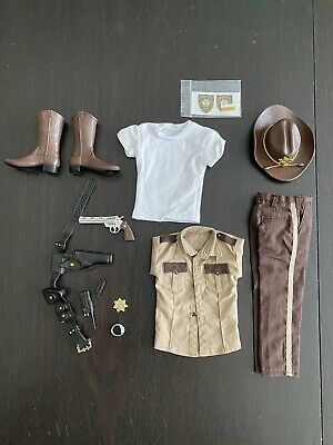 1//6 The Walking Dead Rick Grimes REDMAN RM03 Sheriff Casual Ver Clothing Suits