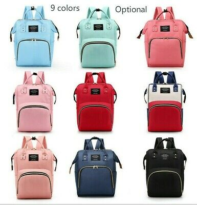 Multifunctional diaper with mommy baby bag large capacity waterproof travel bag