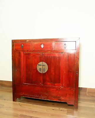 Antique Chinese Ming Cabinet/Sideboard (5594), Circa 1800-1849