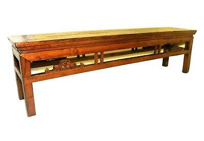 Antique Chinese Ming Spring Bench (2836), Circa 1800-1849