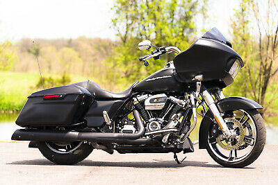 "2017 Harley-Davidson Touring  2017 Harley-Davidson Road Glide Special FLTRXS w/ Extras 107""/6-Speed GPS/NAV"