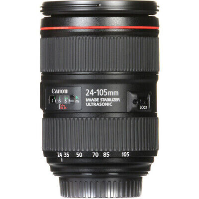 Canon EF 24-105mm f/4 II IS L USM Lens *MINT CONDITION*