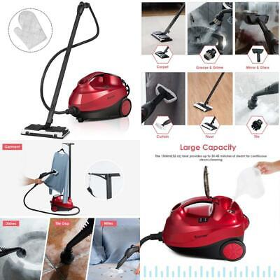 COSTWAY 2000W Multipurpose Steam Cleaner with 19 Accessories, Household Steamer