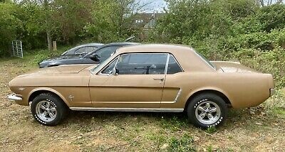 1966 Classic Ford Mustang coupe 289 V8